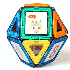 tanie Klocki magnetyczne-Blok magnetyczny Klocki Zabawka edukacyjna 1pcs Kula Zabawne Twórczy Dla dziewczynek Dla chłopców Zabawki Prezent