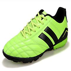 Tênis Tênis de Futebol Homens Mulheres Crianças Anti-Escorregar Anti-desgaste Ultra Leve (UL) Pele PVC Borracha Correr Futebol