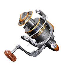 billiga Fiskerullar-Fiskerullar Snurrande hjul 5.2:1 Växlingsförhållande+10 Kullager Hand Orientering utbytbar Generellt fiske - HYD2000