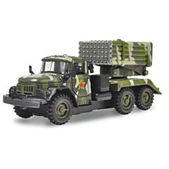 Carrinhos de Fricção Carros de brinquedo Caminhão Veiculo de Construção Veículo Militar Brinquedos Carro Caminhão Liga de Metal Metal