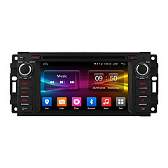 cheap Car DVD Players-Ownice Quad Core Android 6.0 Car DVD Player GPS For Jeep Chrysler Dodge Support 4G Lte with 2GB RAM and 16GB ROM