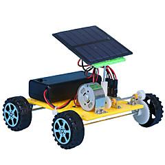 tanie Zabawki solarne-Zabawki solarne Statek Zasilanie solarne Zrób to Sam ABS Dla dzieci Dla chłopców Dla dziewczynek Zabawki Prezent