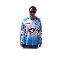Fishing Unisex Breathable Spring Summer Fall/Autumn Winter L XL
