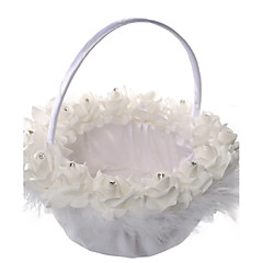 nunta coș de flori