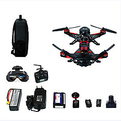 billige Fjernstyrte quadcoptere og multirotorer-Drone Walkera Runner250(R) 6CH 3 Akse Med kamera Styr Kamera GPS Posisjonering Med kameraFjernstyrt Quadkopter Fjernkontroll Kamera