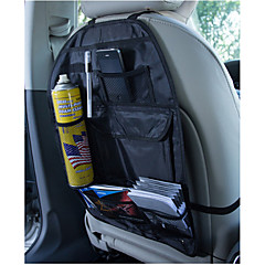 Back Seat Multi Pocket Storage With Dustproof Protective Sleeve(1pcs)