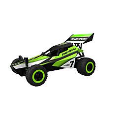 billige Fjernstyrte biler-Radiostyrt Bil 2.4G Buggy (Off- Road) / Off Road Car / Driftbil 1:28 Børste Elektrisk 20 km/h KM / H Fjernkontroll / Oppladbar / Elektrisk