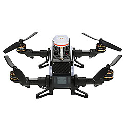 RC Drone Walkera Furious 320 6CH 3 Akse 5.8G Med HD-kamera Fjernstyrt quadkopter Styr Kamera GPS Posisjonering Med kamera Fjernstyrt