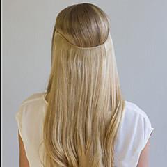 preiswerte Einklebbare Haarverlängerungen-Flip In Haarverlängerungen Gute Qualität Klassisch Damen Alltag