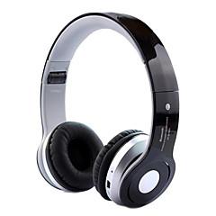 billige Bluetooth-hodetelefoner-AT-BT802 På øret Trådløs Hodetelefoner dynamisk Plast Mobiltelefon øretelefon Med volumkontroll Med mikrofon Headset