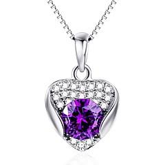 Pingentes Cristal Cristal Imitações de Diamante Cristal Austríaco Básico Amor Coração Jóias Para Diário Casual