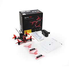 RC Drone Walkera Rodeo110 6CH 2.4G Med kamera Fjernstyrt quadkopter Med kamera Fjernstyrt Quadkopter USB-kabel Batterilader