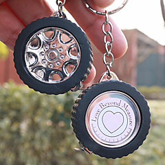 Car wheel Design tape measure key chain Beter Gifts® Party Giveaways