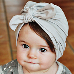 cheap Kids' Accessories-Toddler Boys' / Girls' Cotton Hats & Caps / Hair Tie