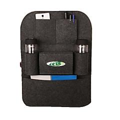 carro organizador assento alto grau cobertores universais de multi bolso do assento de isolamento automóvel volta saco de armazenamento