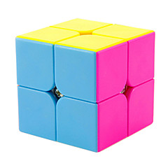 olcso -Magic Cube IQ Cube YONG JUN 2*2*2 Sima Speed ​​Cube Rubik-kocka Puzzle Cube szakmai szint Sebesség Klasszikus és időtálló Játékok Fiú Lány Ajándék