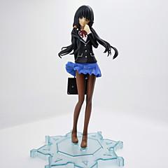 アニメのアクションフィギュア に触発さ デート・ア・ライブ Kurumi Tokisaki PVC 25 cm モデルのおもちゃ 人形玩具