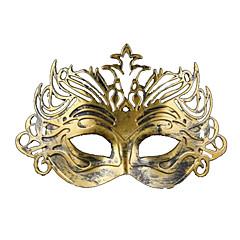 Halloweenské masky Masky maškarní Hračky Hračky Horor Téma Pieces Narozeniny Karneval Plesová maškaráda Dárek
