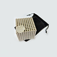 Jouets Aimantés Blocs de Construction Boules Magnétiques 1000 Pièces 5mm Jouets Aimant Haute qualité Circulaire Cadeau