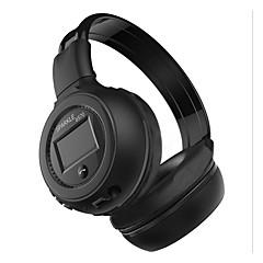billige Bluetooth-hodetelefoner-B570 På øret Trådløs Hodetelefoner dynamisk Plast Mobiltelefon øretelefon HIFI Med volumkontroll Med mikrofon Headset