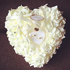 elegantní krásné květinové téma s pásky sváteční svatební obřad