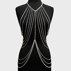 Žene Nakit za tijelo Tijelo Chain / Belly Chain Nature Moda Bohemia Style Legura Jewelry Za Special Occasion Kauzalni