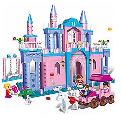 אבני בניין צעצועים צעצועים 536 חתיכות יום הולדת מתנות