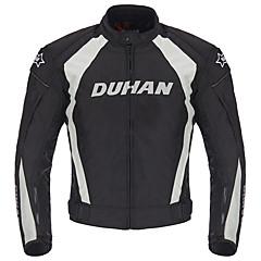 tanie Kurtki motocyklowe-DUHAN Ubrania motocyklowe Kurtka na Na każdy sezon Odporność na wiatr