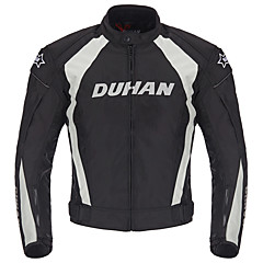 tanie Kurtki motocyklowe-DUHAN Ceket Na każdą porę roku Větruodolné Motocykle paski nerkowe