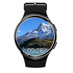tanie Inteligentne zegarki-Inteligentny zegarek na iOS / Android Pulsometr / Spalone kalorie / GPS / Długi czas czuwania / Odbieranie bez użycia rąk Czasomierz / Powiadamianie o połączeniu telefonicznym / Rejestrator