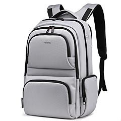 """billiga Laptop Bags-Polyester Ensfärgat Ryggsäckar 17 """"bärbar dator"""