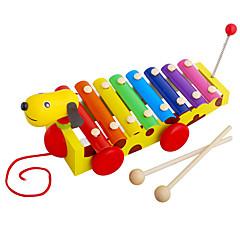 ブロックおもちゃ 楽器・音感玩具 おもちゃ 犬 小品 男女兼用 ギフト