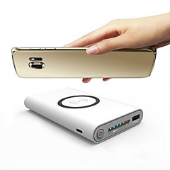 baratos Baterias Externas-Para Bateria externa do banco de potência 5 V Para # Para Carregador de bateria Output Múltiplo / QC 2.0 / QC 3.0 LED / Carregador Sem Fios