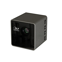 DLP nHD (640x360) Projetor,LED 30 Mini DLP Projetor