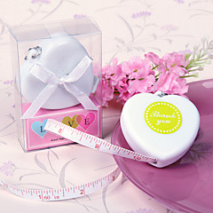 Tape Measure Keychain Beter Gifts® Party Keepsakes\  Wedding Favors
