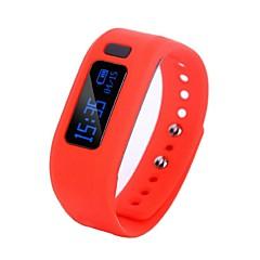 tanie Inteligentne zegarki-Inteligentne Bransoletka Moving up2 na iOS / Android Spalone kalorie / Wodoszczelny / Wodoodporny / Kamera / aparat / Budzik / Krokomierze / Monitor snu / Czujnik na palec / 120-150