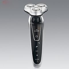 billige Barbering og hårfjerning-Elektrisk barbermaskin Ansikt Underarm Andre Barter og skjegg ben Elektrisk Vanntett Våt/Tørr Barbering N/A NO