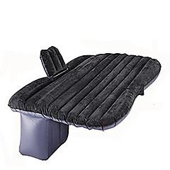 Auto matras luchtbed dubbele (135 * 80 * 40cm) kluizen veiligheidsfender met luchtpomp wasbaar voor kinderen