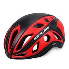 Esportivo Mulheres Moto Capacete 22 Aberturas Ciclismo Ciclismo PC EPS Rosa Escuro