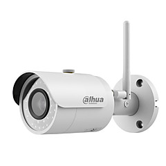 Dahua® ipc-hfw2325s-w camera IP ip wireless 3mp cu lentile de 3,6mm și wi-fi micro SD card de înregistrare onvif