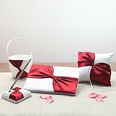 elegantní beautifulvegas téma asijské téma s satin svatební obřad