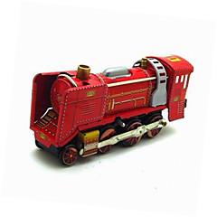 Opwindspeelgoed Speelgoedauto's Trein Speeltjes Trein Metaal 1 Stuks Kinderen Geschenk