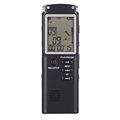 cheap -T60 Voice Recorder Built-in Microphone Clock Repetition Function Support 12 Hours Recording Support TF Card