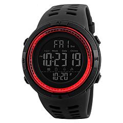tanie Inteligentne zegarki-Inteligentny zegarek YY1251 na Długi czas czuwania / Wodoszczelny / Wodoodporny / Wielofunkcyjne Czasomierz / Stoper / Budzik / Chronograf / Kalendarz / > 480