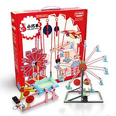 Barkács készlet Tudományos játékok Játékok Henger alakú DIY Fiú Lány Fiúk Darabok