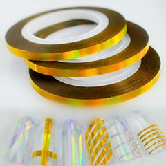 billige Negleklistremerker-30 Folie Stripping Tape Mote Daglig Høy kvalitet