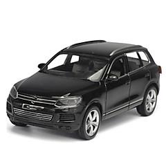 olcso -Játékautók Modell autó SUV Játékok tettetés Fém ötvözet Fém Darabok Uniszex Fiú Ajándék