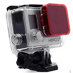 cheap Accessories For GoPro-Accessories Dive Filter High Quality For Action Camera Gopro 4 Gopro 3 Sports DV Diving