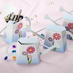 preiswerte Gastgeschenk Boxen & Verpackungen-12 Stück / Set zugunsten Halter - kreative Karte Papier Gunst Boxen nicht personalisiert 13,2 x 3,2 x 6 cm / Stück