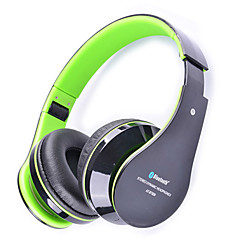 AT-BT809 Wireless Bluetooth Headphones Earphone Earbuds Stereo Handsfree Headset with Mic Microphone for iPhone Galaxy HTC